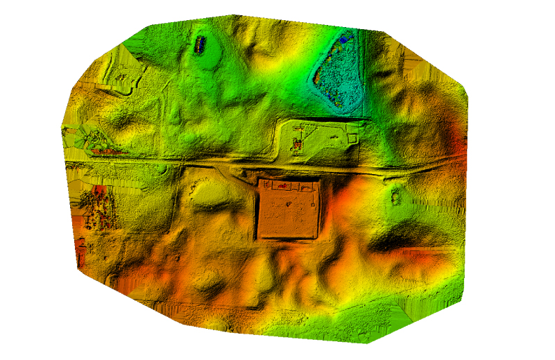 Digital Terrain and Surface Models